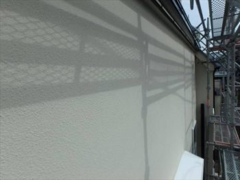 最終チェック 外壁