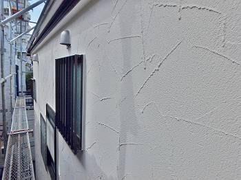 施工後の外壁