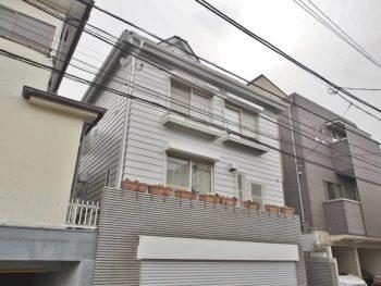 世田谷区F様邸  外壁屋根塗装工事
