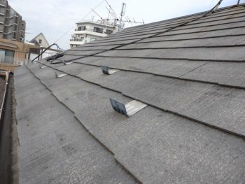 作業前チェック 屋根