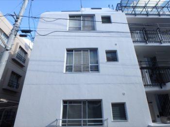 武蔵野市Sコーポ外壁塗装工事・施工後 北面外観