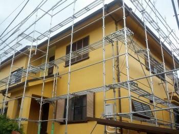 外壁塗装S様邸 施工後
