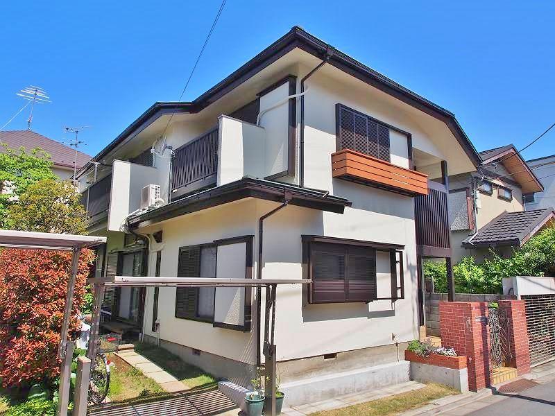 杉並区 I様邸 外壁・屋根塗装(2017年5月 6日 完工)