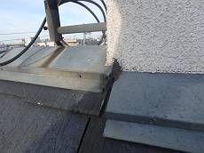 施工前 雨漏り箇所
