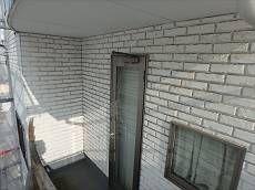 【施工前】外壁(タイル)