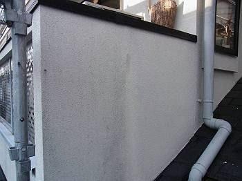 施工前 外壁