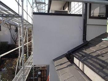 施工後 外壁