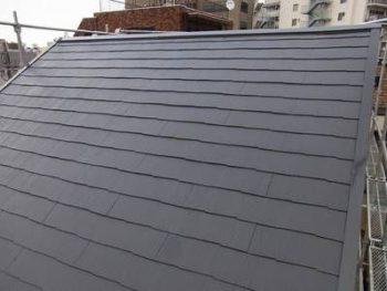 屋根塗装後外観
