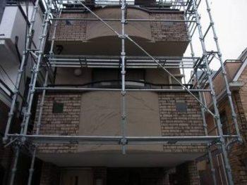 外壁塗装 施工後 外観