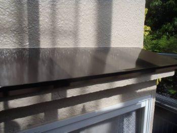 【鉄部塗装】上塗り 日本ペイント:ファインウレタン