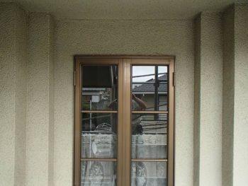 【ビフォー】凹窓