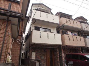 川崎市高津区I様邸・外壁屋根塗装工事(2018年5月23日 完工)