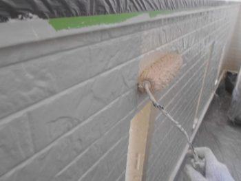 外壁中塗り クリーンマイルドシリコン(SR-164)
