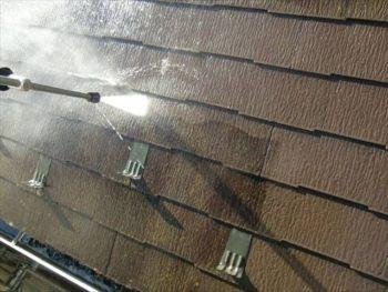 洗浄 屋根