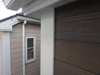 木部塗装 アクセント