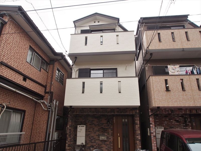 川崎市高津区I様邸・外壁屋根塗装工事