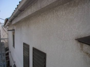 【ビフォー】外壁