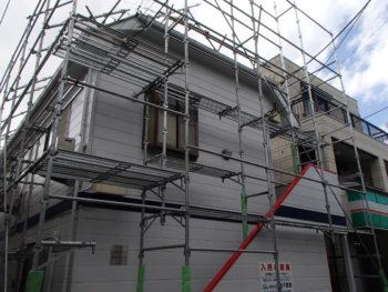 2014年5月外壁塗装最終チェック