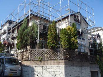 20131028外壁塗装K様邸最終チェック