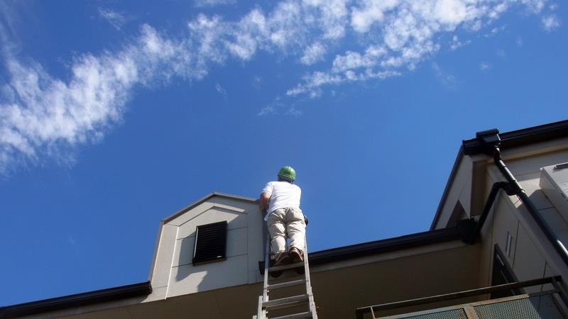 屋根の見積り