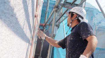 外壁塗装で行う「塗装以外のメンテナンス」