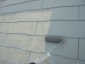 中塗りをしていきます。