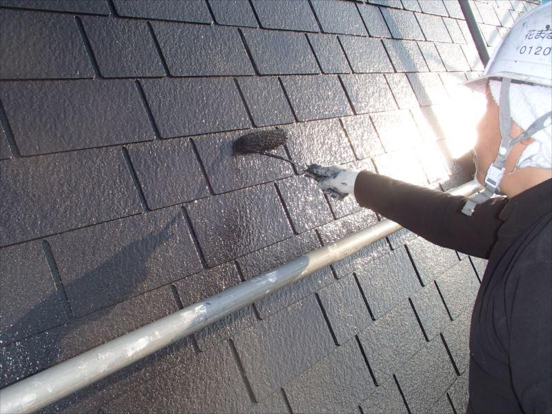 20161220外壁塗装K様邸屋根