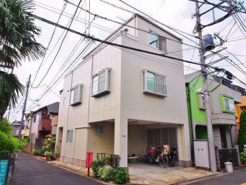 40坪・3階建て外壁の価格目安