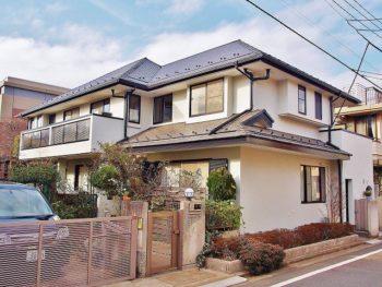 45坪・2世帯住宅の外壁の価格目安