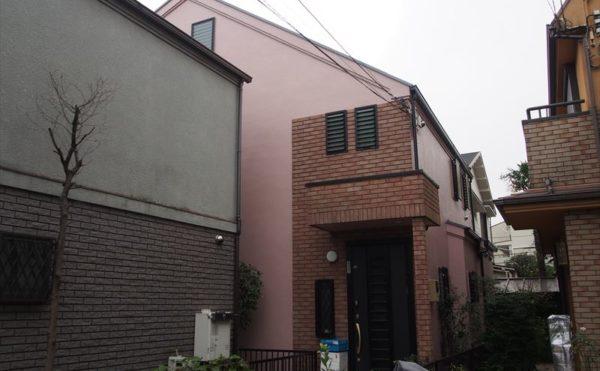 杉並区K様邸・外壁屋根塗装工事