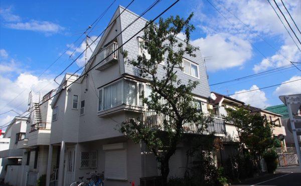世田谷区W様の外壁塗装工事の完成写真