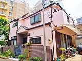 30坪の家の外壁塗装 ¥766,000円
