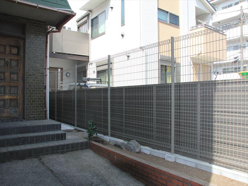 世田谷区S様のエクステリア工事の完成写真