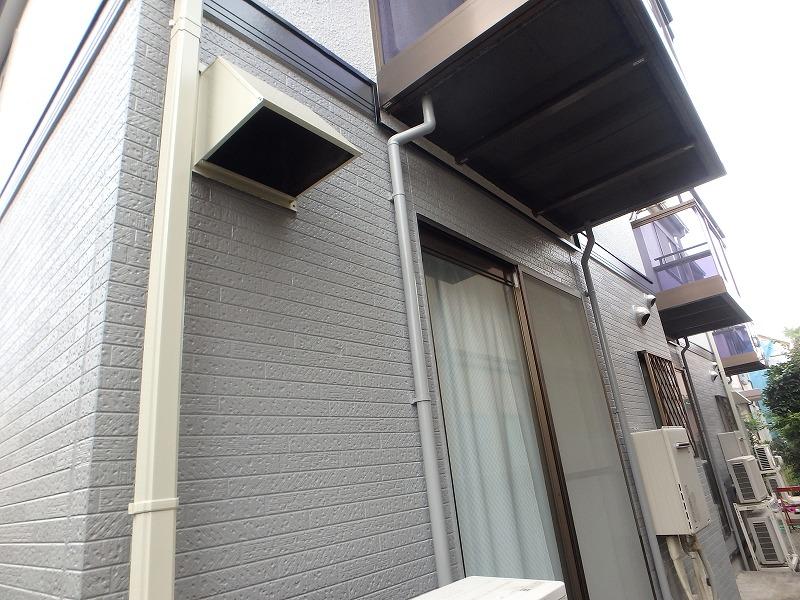 外壁塗装 練馬区集合住宅T 20191010PA100217