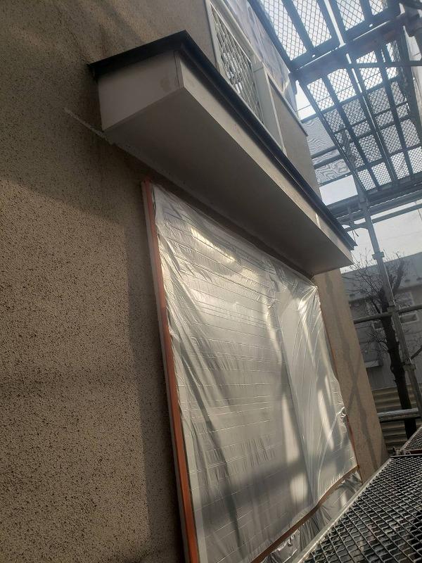 外壁塗装 世田谷区N様邸 2020011422526
