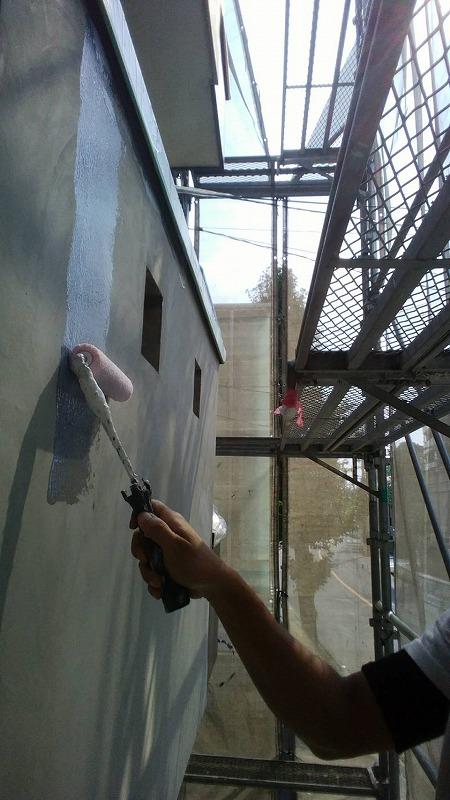 外壁塗装 世田谷区T様邸 201908016510