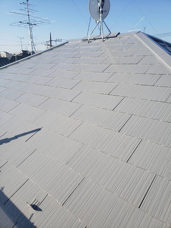 【アフター】屋根