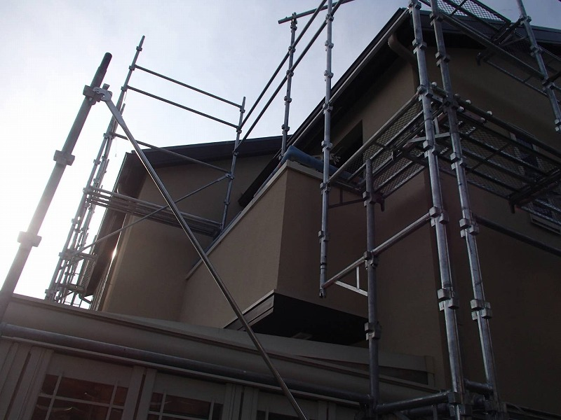 外壁塗装 世田谷区Y様邸 最終チェック 2020040314105
