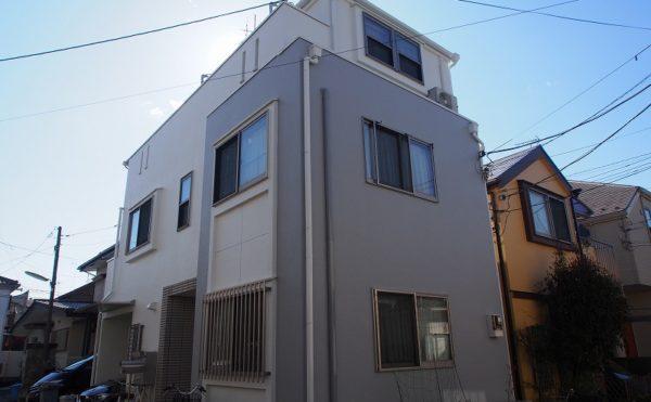 世田谷区O様・外壁屋根塗装工事