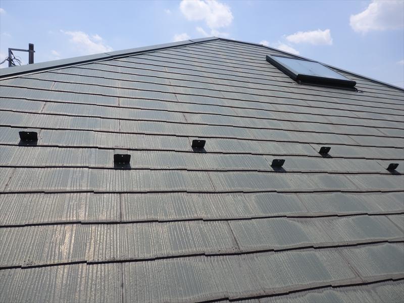【ビフォー】屋根