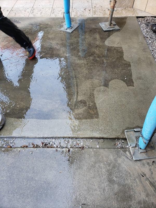 外壁塗装 世田谷区Y様邸 20200508高圧洗浄