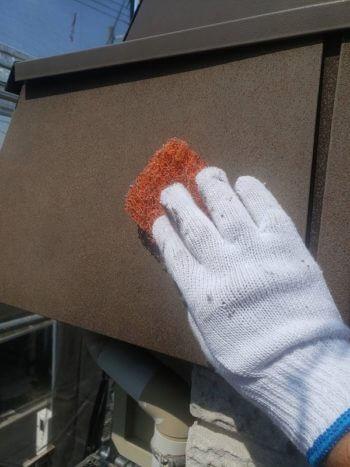 外壁塗装 世田谷区N様邸 ケレン 2020080325915