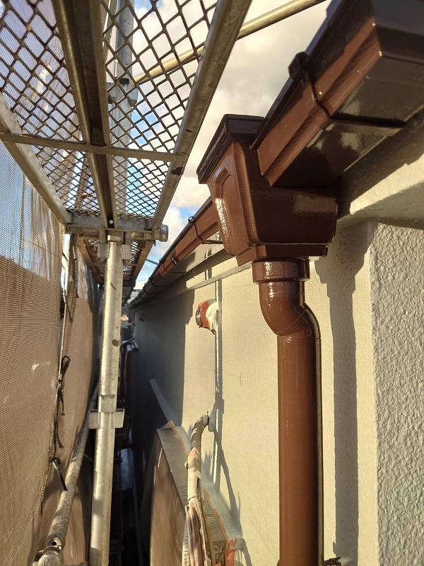 外壁塗装 世田谷区T様邸 外壁塗装 雨樋塗装 完了 202009112652