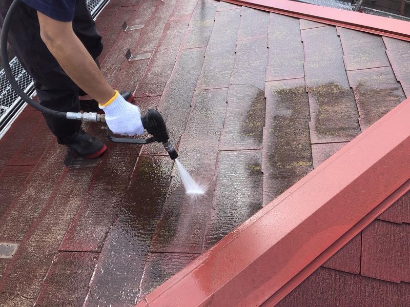外壁塗装 世田谷区T様邸 20200911高圧洗浄 S__15163412
