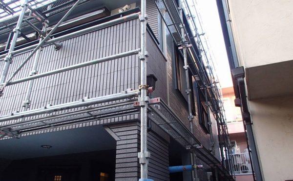 外壁塗装 世田谷区I様邸 塗装完了2020102018362