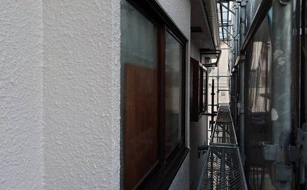 外壁塗装 世田谷区T様邸 外壁上塗り完了 202010243932