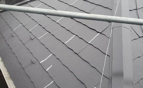 外壁塗装 小金井市T様邸 屋根補修完了 2020102327137