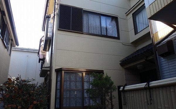 外壁塗装 小金井市K様邸 施工後外壁全景PB160092