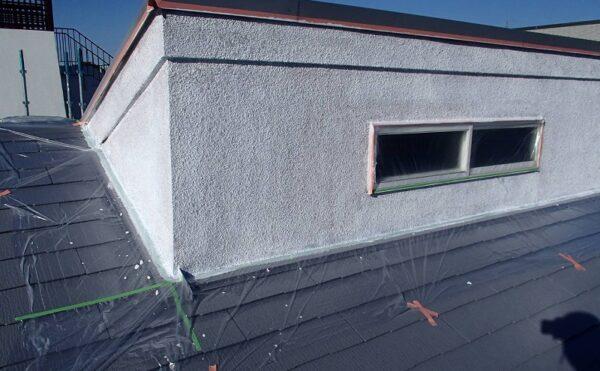 外壁塗装 世田谷区S様邸 外壁下塗り完了 2021011420051
