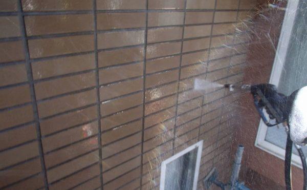 外壁塗装 世田谷区S様邸 高圧洗浄 2021010919982